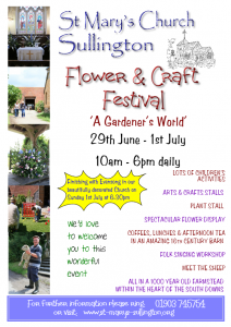 Flower and Craft Festival 2018